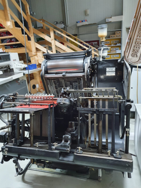Heidelberg Tigel GT