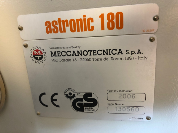 Aster Astronic 180/42
